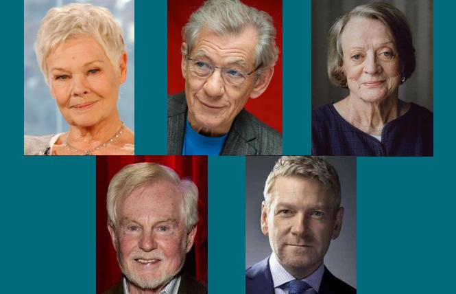 Theater Royalty Gathers for U.K. Arts Benefit