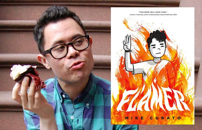 Firestarter: Mike Curato's 'Flamer' a Searing, Intense Portrait