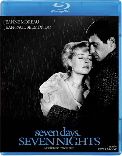 Review: For Belmondo, Moreau, and French Cinema Fans, 'Seven Days... Seven Nights' is a Must