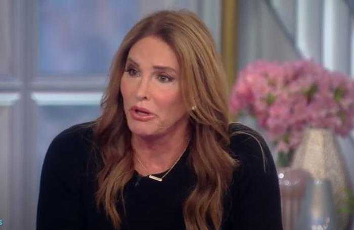 """Caitlyn Jenner on """"The View"""""""