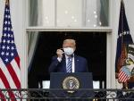 Trump Claims He's Free of Virus, Ready for Campaign Trail