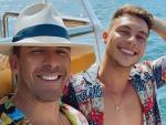 Aussie Actor Hugh Sheridan Celebrates Valentine's Day with Sweet, Sexy Pics of New BF