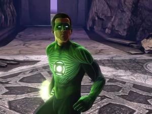 Green Lantern Comes Out to Friends, Family in New Comic